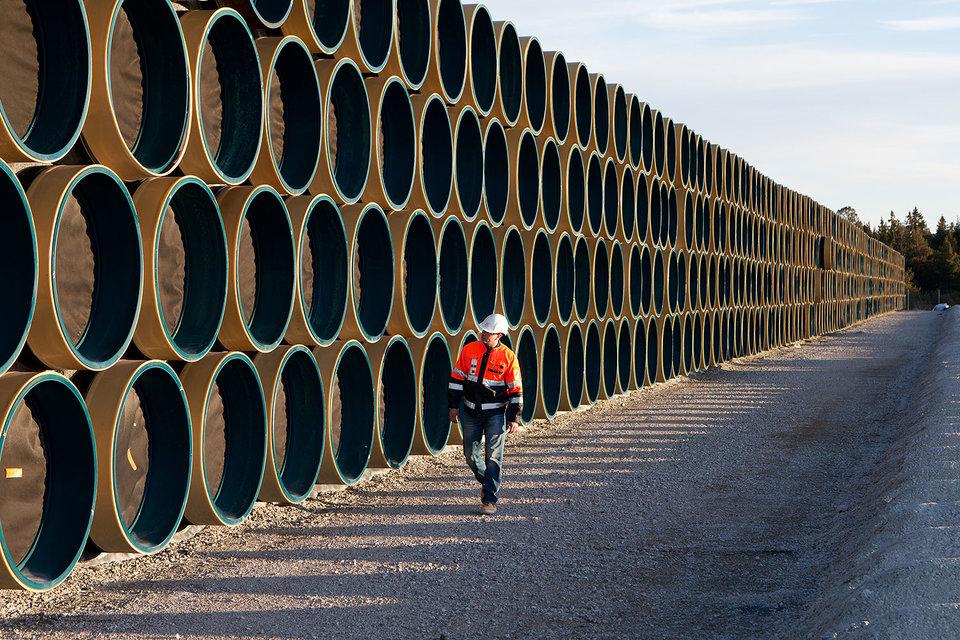 NordStream 2 выбрала поставщиков труб для «Северного потока – 2», не дожидаясь решения Еврокомиссии