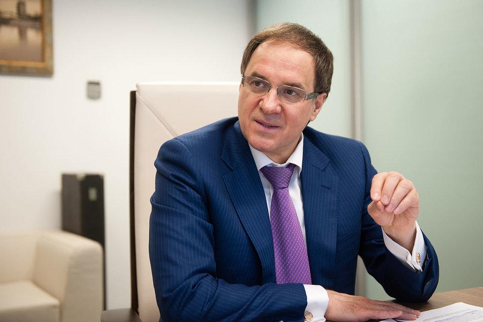 Член правления ВТБ Валерий Лукьяненко