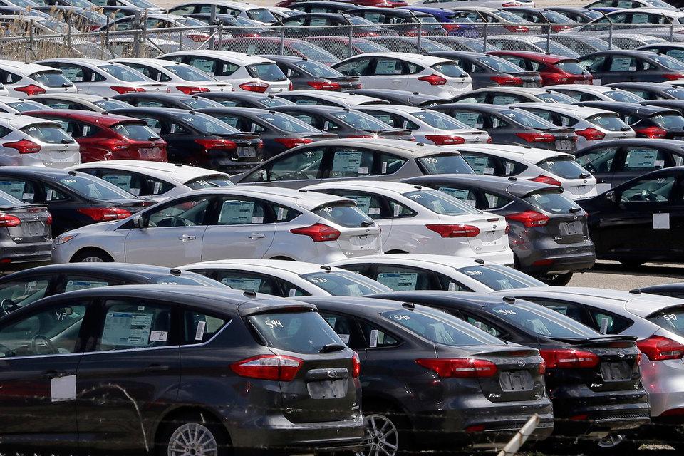 В 2015 г. в США было продано рекордное количество легковых автомобилей – 17,5 млн.