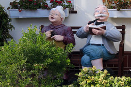 Многие американцы не бросают работу к старости, потому что получают от нее удовлетворение