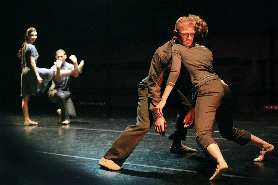 Хореограф Андрей Кайдановский любит танцтеатр