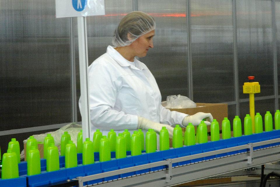 Завод в Ворсине – единственная производственная площадка L'Oreal в России