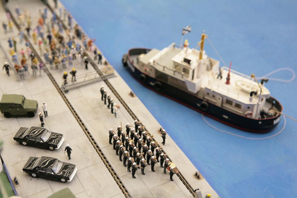 В ВМФ сменяется адмирал