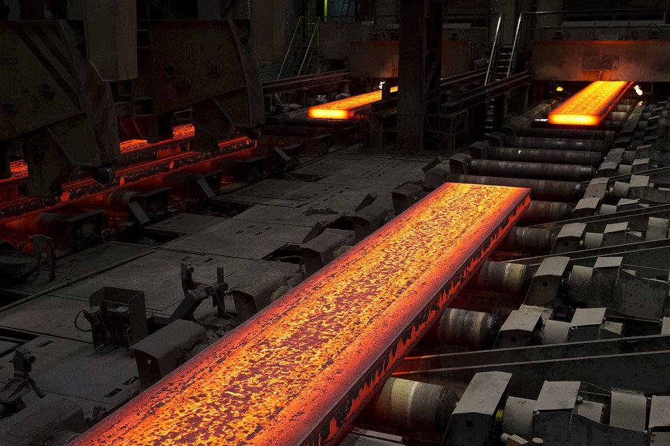 Цены на сталь в России выросли на 18%