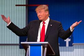 Лидерство Дональда Трампа по итогам очередных президентских праймериз создает все больше проблем руководству республиканской партии