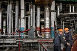 «Энел Россия» владеет четырьмя станциями: газовыми (Среднеуральская ТЭС, Невинномысская ГРЭС, Конаковская ГРЭС) и угольной (Рефтинская ГРЭС)