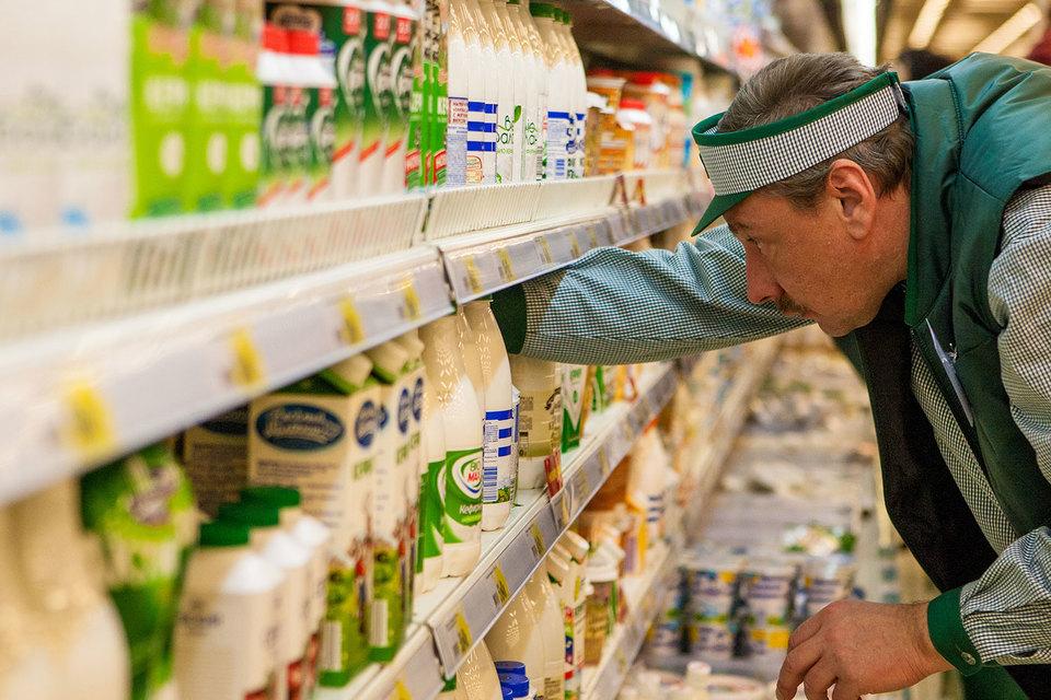 Российские бренды заняли место запрещенных продуктов