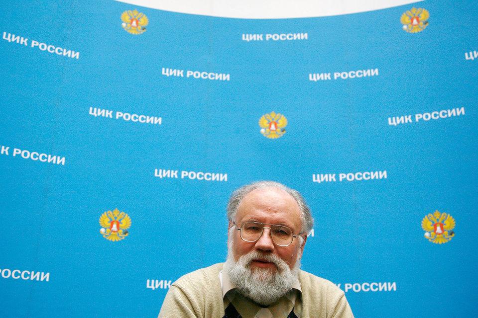 Владимир Чуров напомнил о большом опыте плодотворного сотрудничества с управлением внутренней политики администрации президента