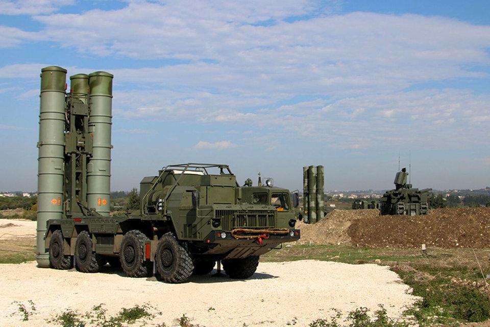 С-400 и «Панцирь» останутся на российских базах