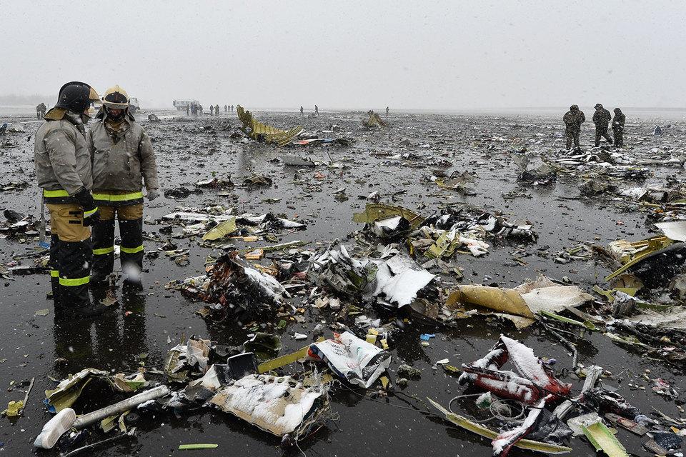 Следственный комитет России (СКР) возбудил по факту крушения Boeing уголовное дело
