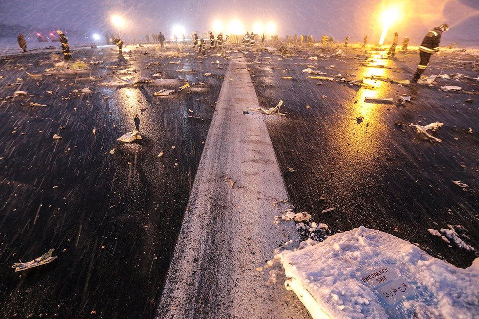 Как заявил в интервью программе «Вести в субботу» министр транспорта Максим Соколов, тот факт, что пилот разбившегося Boeing никогда не приземлялся в Ростове-на-Дону, не мог стать причиной авиакатастрофы