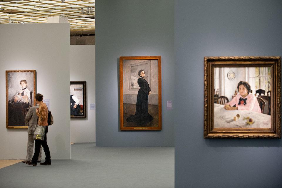 Ежегодная премия газеты по искусству The Art Newspaper Russia досталась выставке Валентина Серова