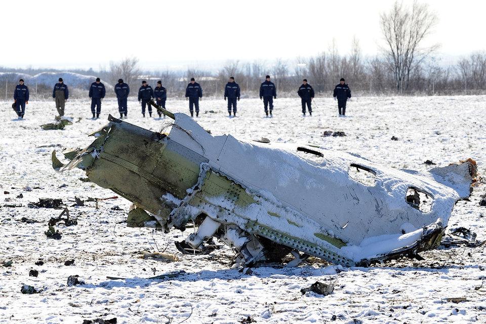 Черные ящики разбившегося Boeing найдены, их расшифровка уже началась