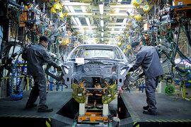 Сильнее всего снизилась сборка для Nissan