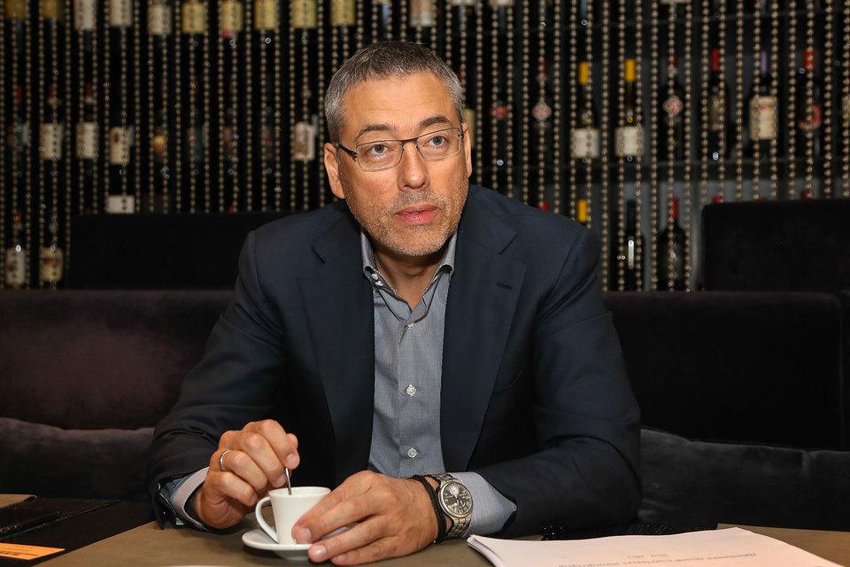 Президент группы компаний Simple Максим Каширин