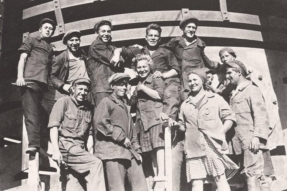 Советский Союз полностью израсходовал главный ресурс индустриализации – сельскую молодежь