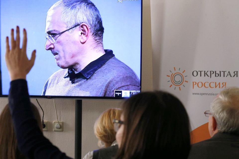 Всего в «Открытую Россию» пришло около 300 заявок от потенциальных кандидатов