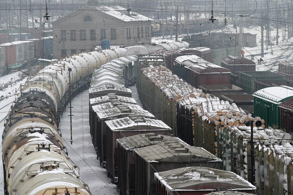 Только дополнительная господдержка может разогнать перевозки по железной дороге