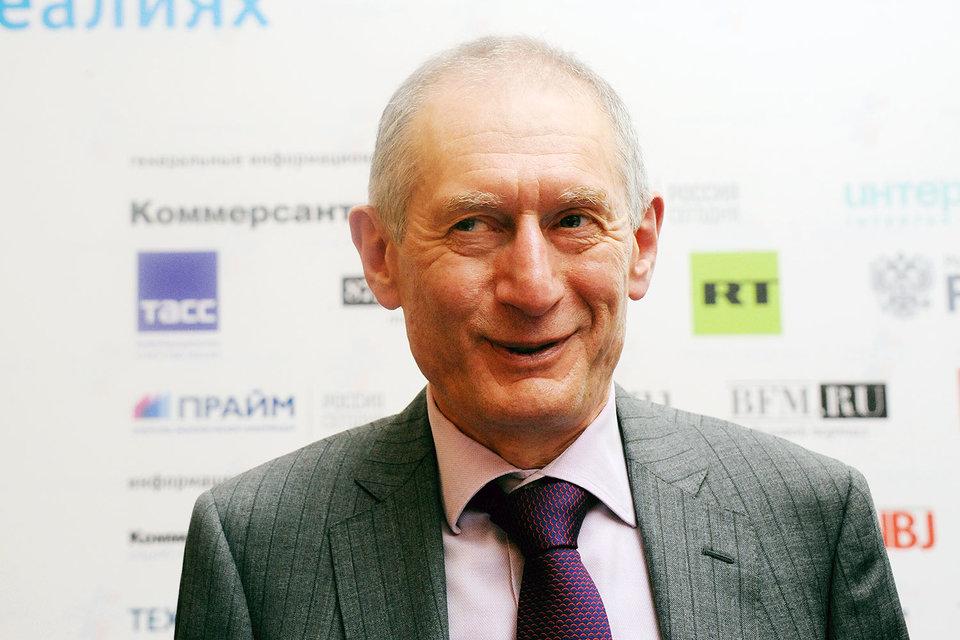 Первый зампред ЦБ Алексей Симановский надеется на лучшее