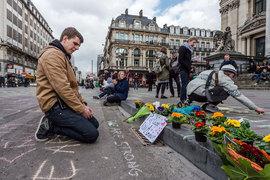 Мир соболезнует жертвам теракта в Брюсселе
