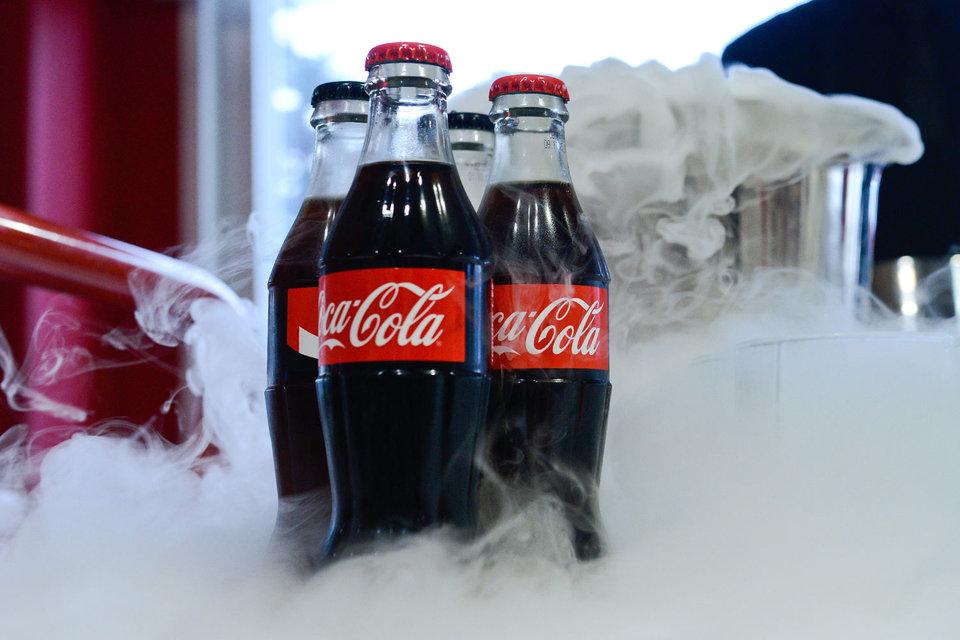 Coca-Cola хочет стать легче
