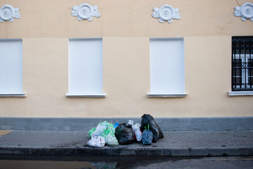 Greenpeace: Федеральные министерства не выполняют указ президента по раздельному сбору мусора
