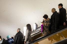 Московское метро побудет без рекламы