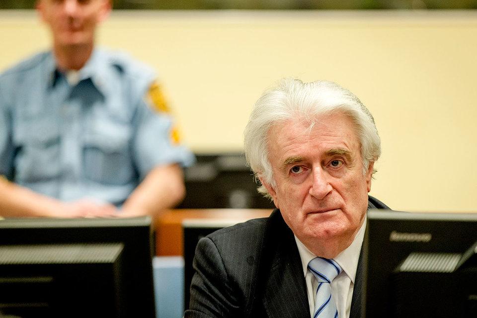 Радован Караджич, которому сейчас 70 лет, 13 лет скрывался от международного правосудия