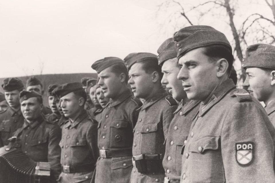 Солдаты Русской освободительной армии