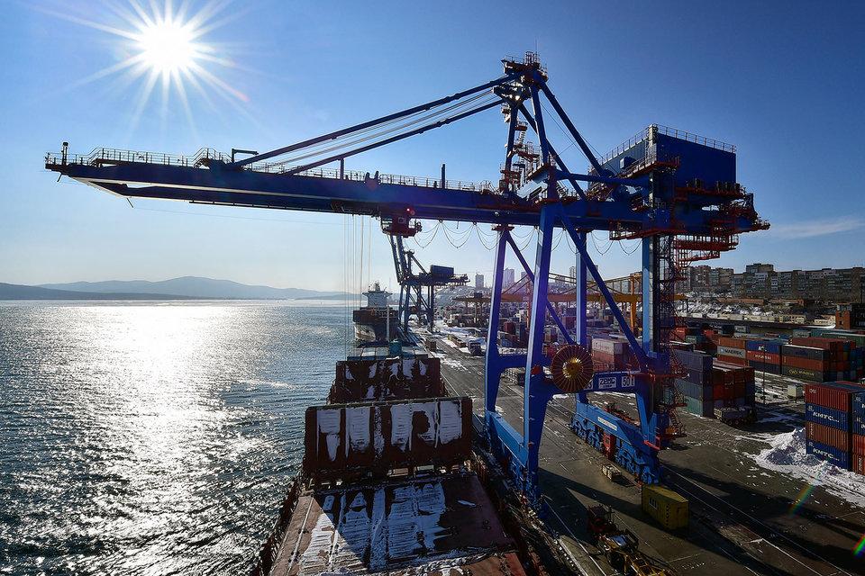 Проекты с Китаем увеличат грузооборот российских дальневосточных портов
