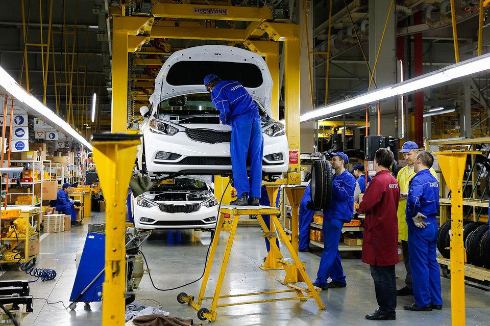 В 2016 г. «Автотор» рассчитывает выпустить около 90 000 автомобилей