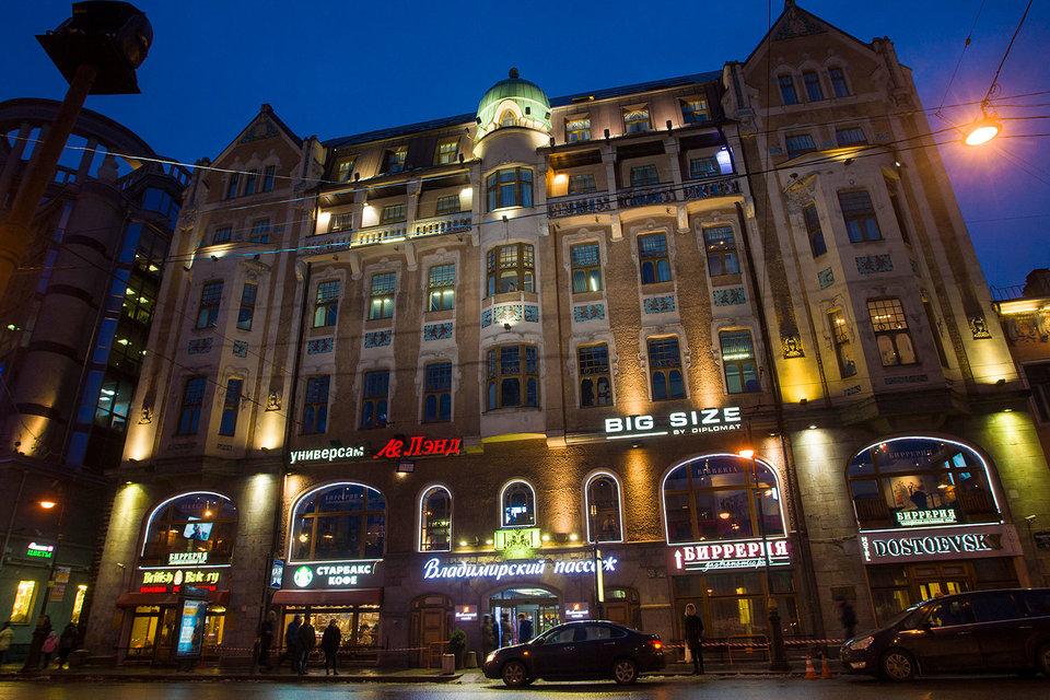 Торговые комплексы, принадлежащие структурам «Элис», были залогами по кредитам