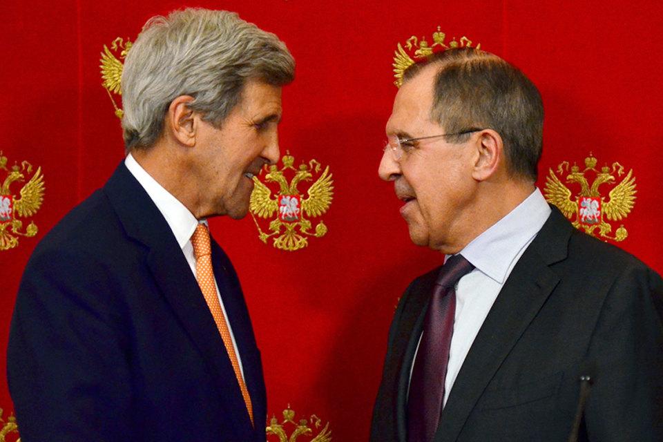 Основной темой переговоров Керри в Москве была Сирия, считают журналисты