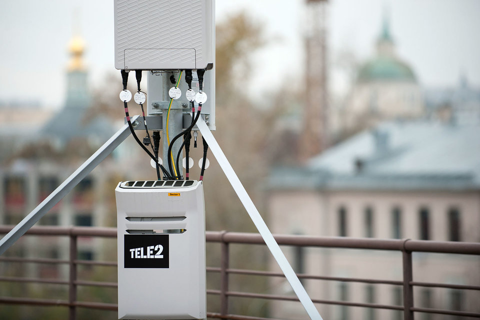 Tele2 приблизилась  к «Вымпелкому»