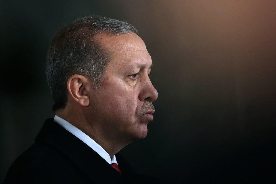 США охладели  к Эрдогану