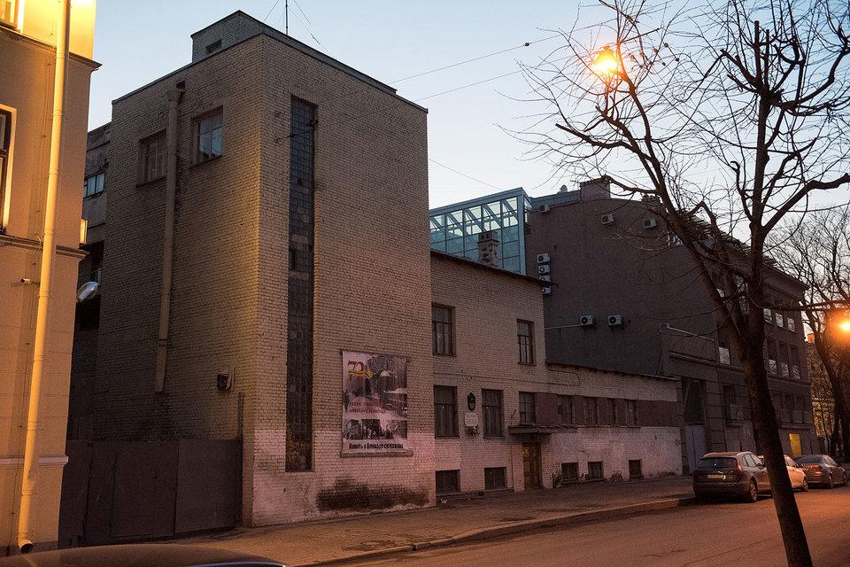 Совет по культурному наследию уже два года пытается повлиять на судьбу здания