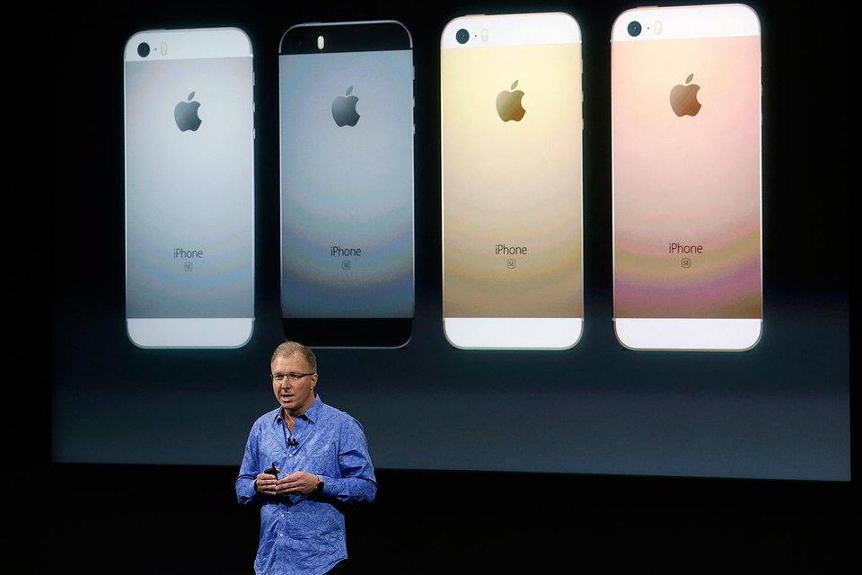 Новая модель iPhone SE была представлена на прошлой неделе в США