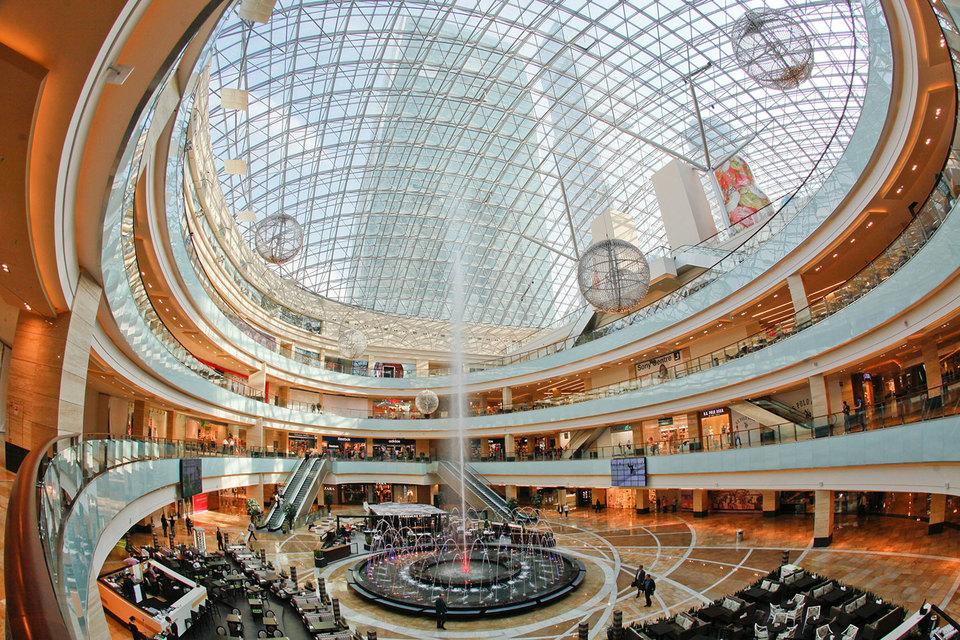 """Компания Bellgate Construction привлекла кредит в рамках строительства торгово-развлекательного центра """"Афимолл Сити"""""""