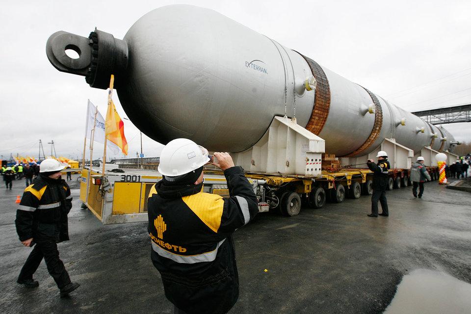 «Роснефть» смогла покрыть расходы на восстановление Ачинского НПЗ страховыми выплатами