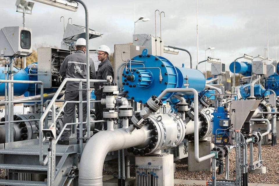 «Газпром» и E.On договорились о новой цене газа