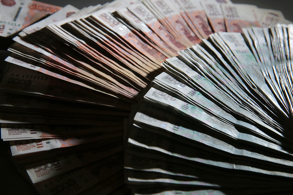 Банкиры украли 550 млрд руб. из рухнувших банков, оценило АСВ