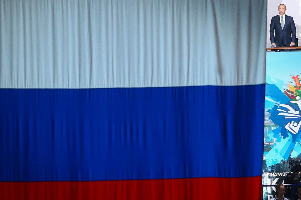 Путин призвал Россию сделать выводы из миграционного кризиса в Европе