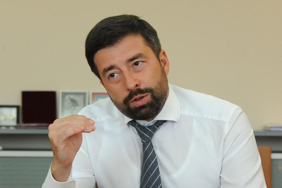 Гендиректор АСВ Юрий Исаев