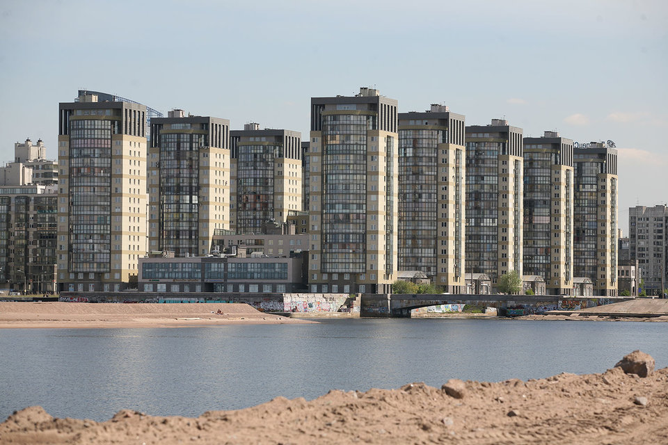 Инвестором намыва 376 га в Финском заливе стал совладелец «Фосагро»