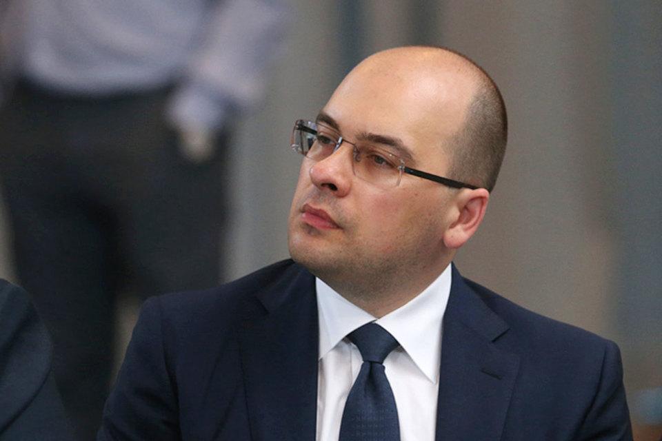 """Предправления """"Согаза"""" стал экс-советник президента Антон Устинов"""