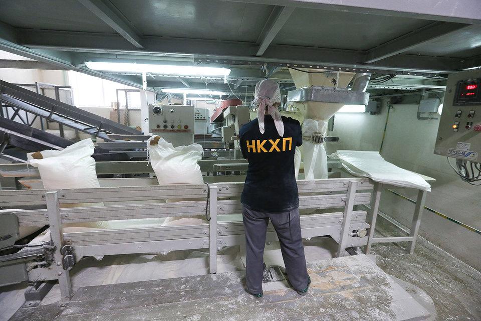 Контрольный пакет акций НКХП передан ОЗК 20 марта 2009 г. указом президента
