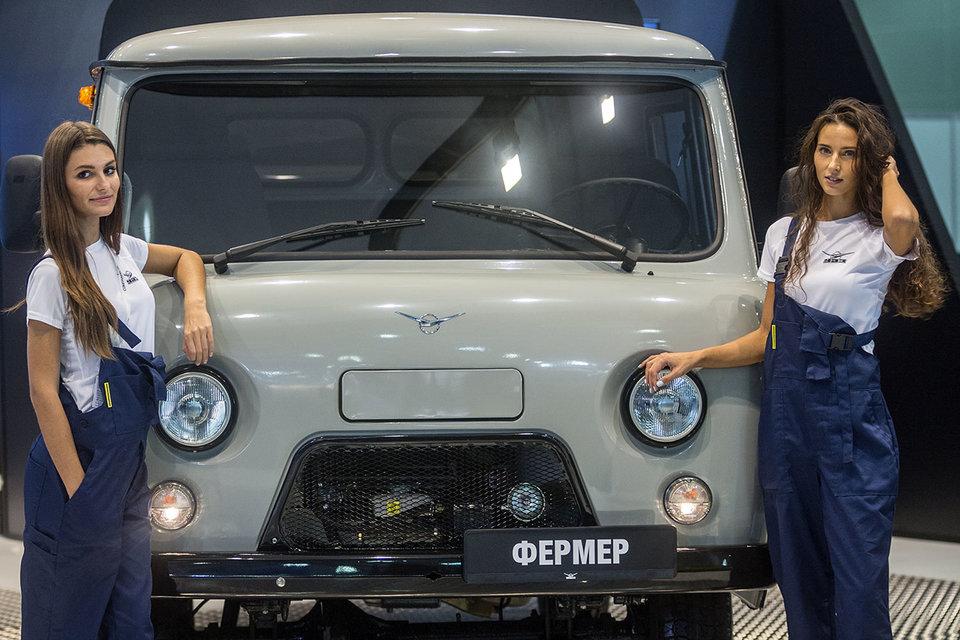 УАЗ будет продавать запасные части для автомобилей через интернет