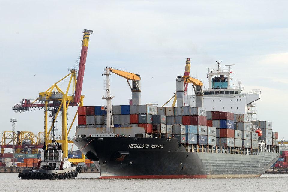 Контейнерный терминал Санкт-Петербург благодаря низким ценам удвоил оборот и опередил конкурента из Global Ports