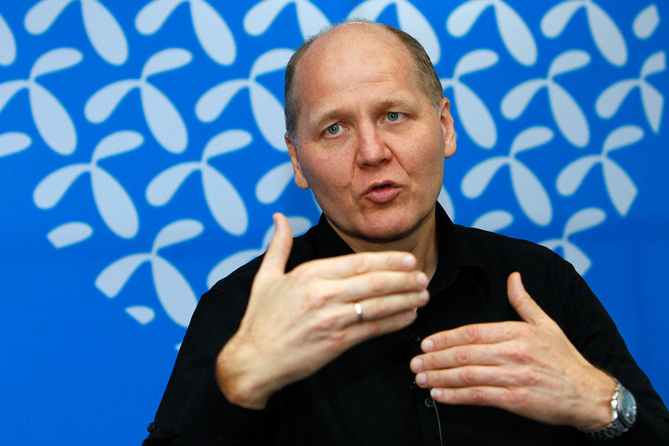 Гендиректор Telenor: LetterOne не продает свои акции в Vimpelcom