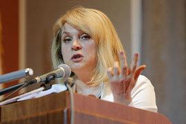 Элла Памфилова оспорила в Конституционном суде нормы, не позволяющие гражданам самостоятельно судиться с властью